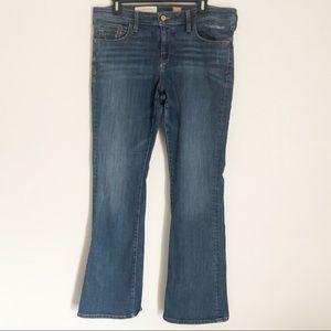 Anthro Pilcro Fit Stet  Jeans